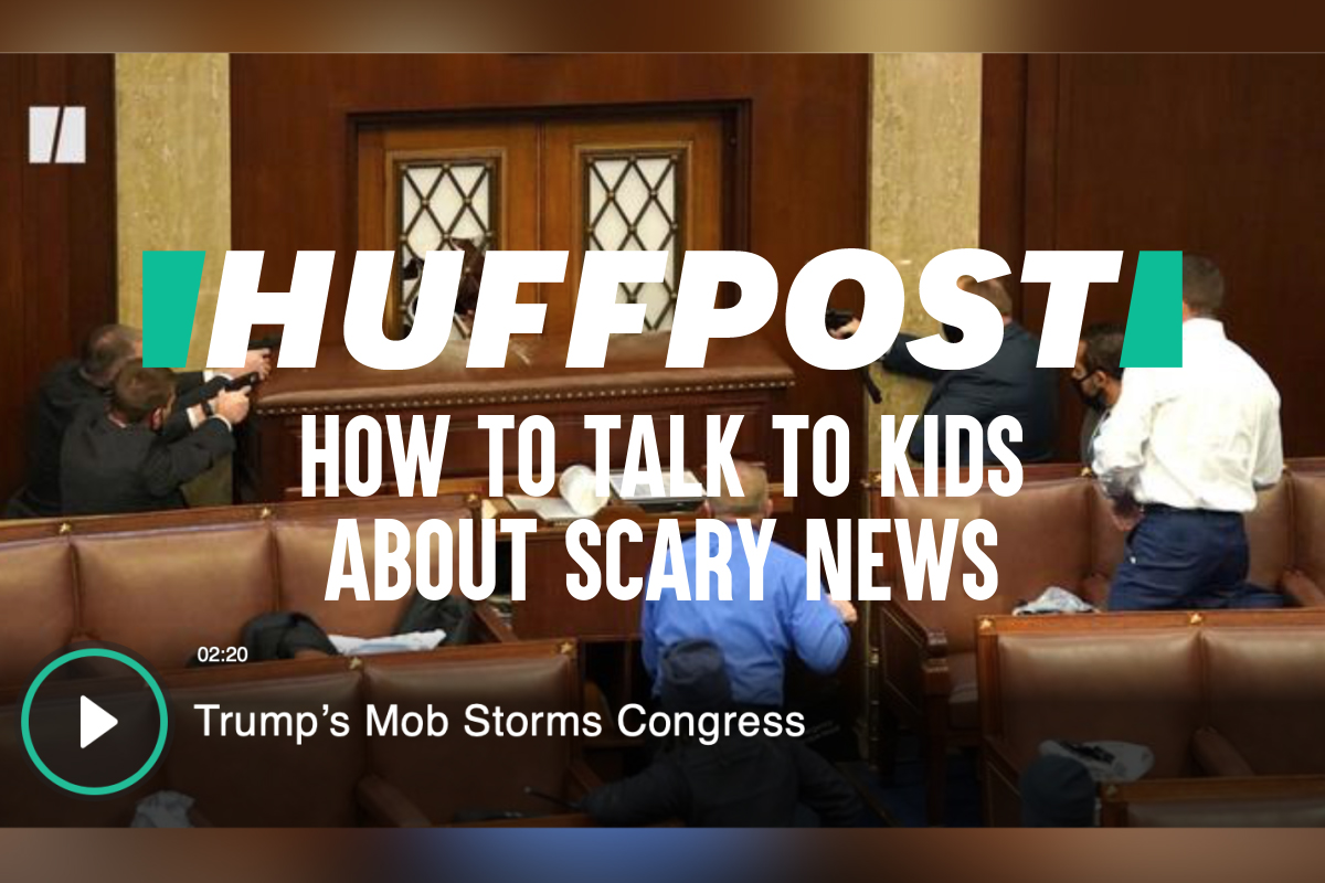 How To Talk To Kids About Scary News